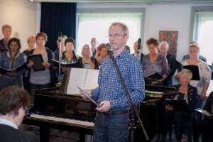 Ton Willemsen Dirigent 4 Oktober 2015